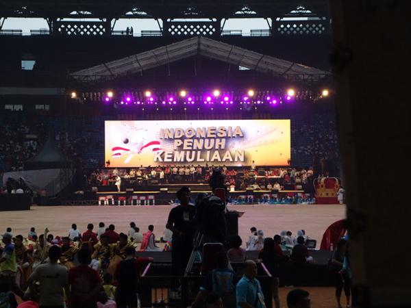 INDONESIA PENUH KEMULIAAN