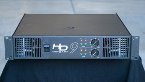 Amplifiers Crest Audio HD9