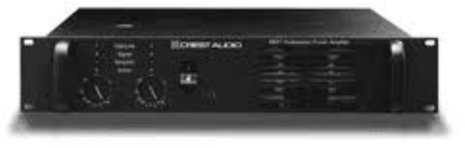 Amplifiers Crest Audio PA4801